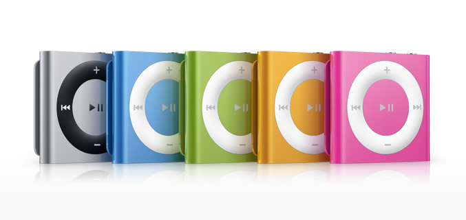 how to play podcasts on ipod shuffle