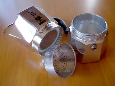 Bialetti Moka Express 3カップ