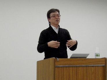 麺通団団長 田尾和俊氏