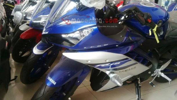 Yamaha YZF-R15 Version3