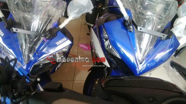 Yamaha YZF-R15 Version3