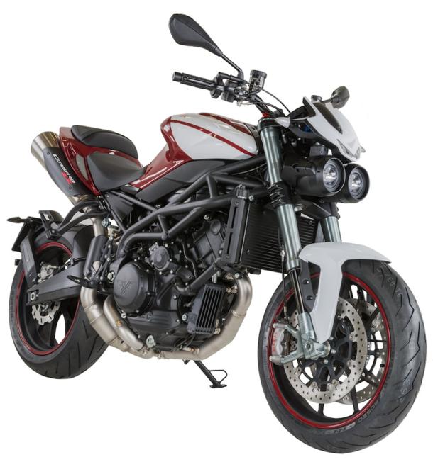 Moto Morini unveils Corsaro 1200 ZZ
