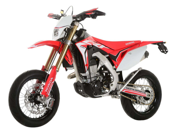 HONDA CRF450RX Supermotard