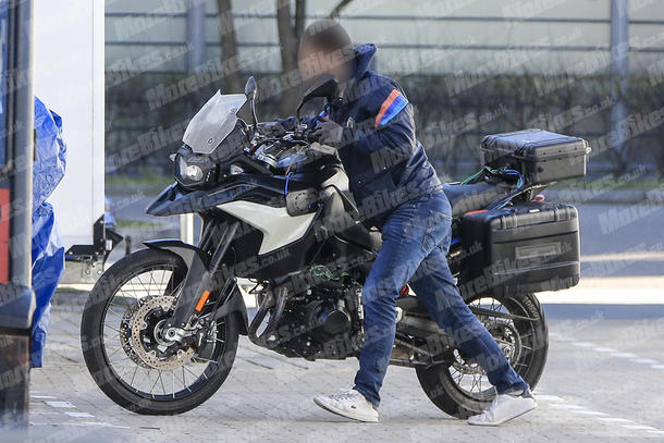 BMW F900GS Prototype