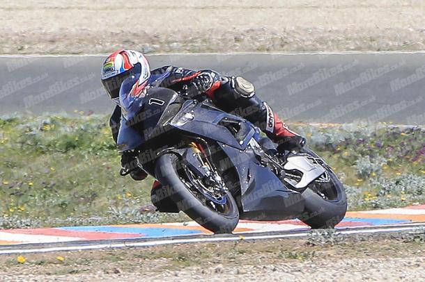 BMW HP4 RACE Prototype