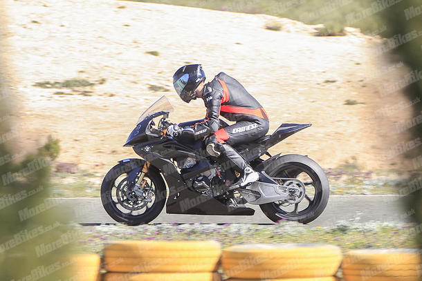 BMW HP4 RACE Prototype